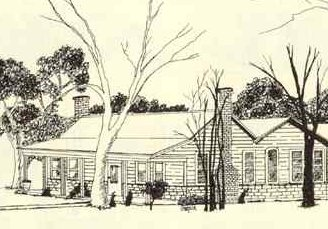 Lauderdale House - Sketch